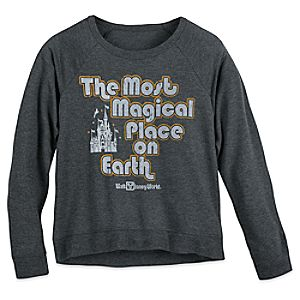 Most Magical Walt Disney World Raglan Top - Women - Disney Boutique