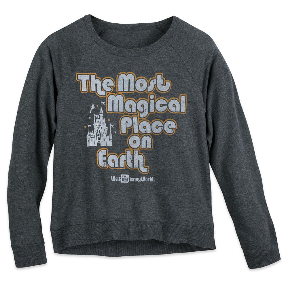 Most Magical Walt Disney World Raglan Top - Women - Disney Boutique