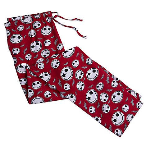 Jack Skellington Lounge Pants for Adults
