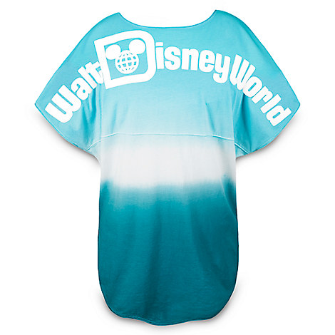 Walt Disney World Spirit T-Shirt for Women - Blue