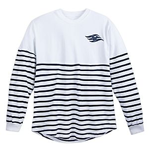 Disney Cruise Line Spirit Jersey for Adults - White/Navy