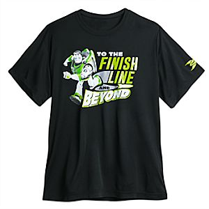 Buzz Lightyear runDisney Performance T-Shirt for Men