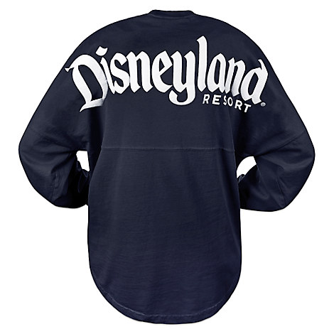 Disneyland Spirit Jersey for Women - Navy