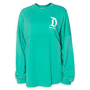Disneyland Spirit Jersey for Women – Green
