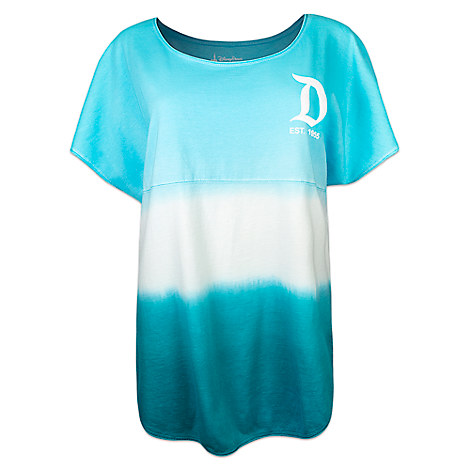 Disneyland Spirit Jersey for Women - Blue