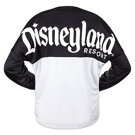 Disneyland Mesh Spirit Jersey for Men - Black and White
