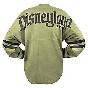 Disneyland Spirit Jersey for Adults - Green