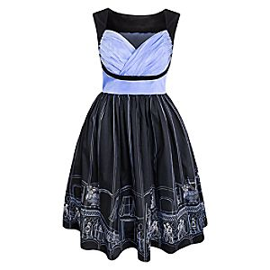 Haunted Mansion Ballroom Dress for Women by Her Universe