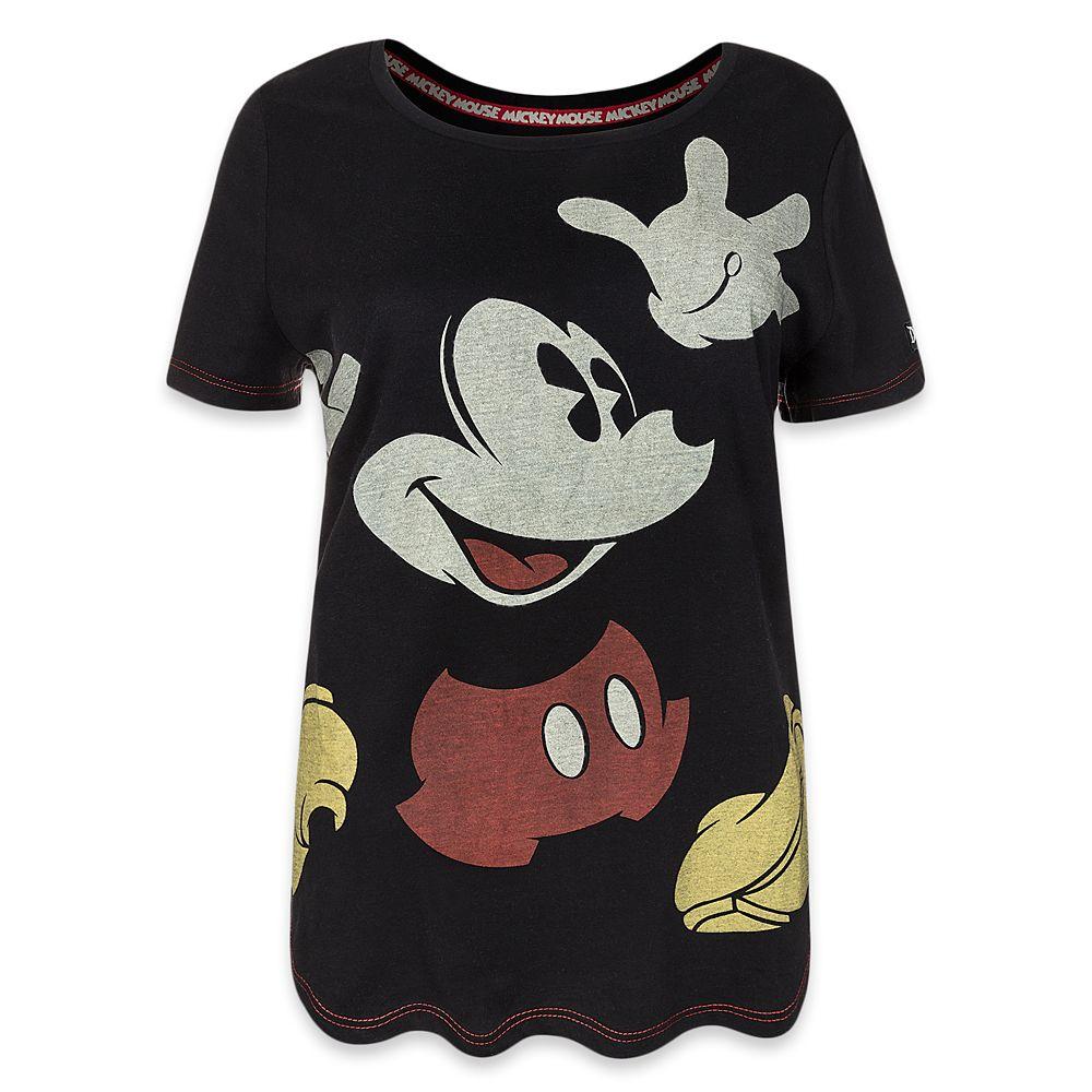 Mickey Mouse T-Shirt – Walt Disney World – Women