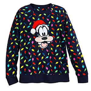 Goofy ''Ugly'' Holiday Fleece - Women