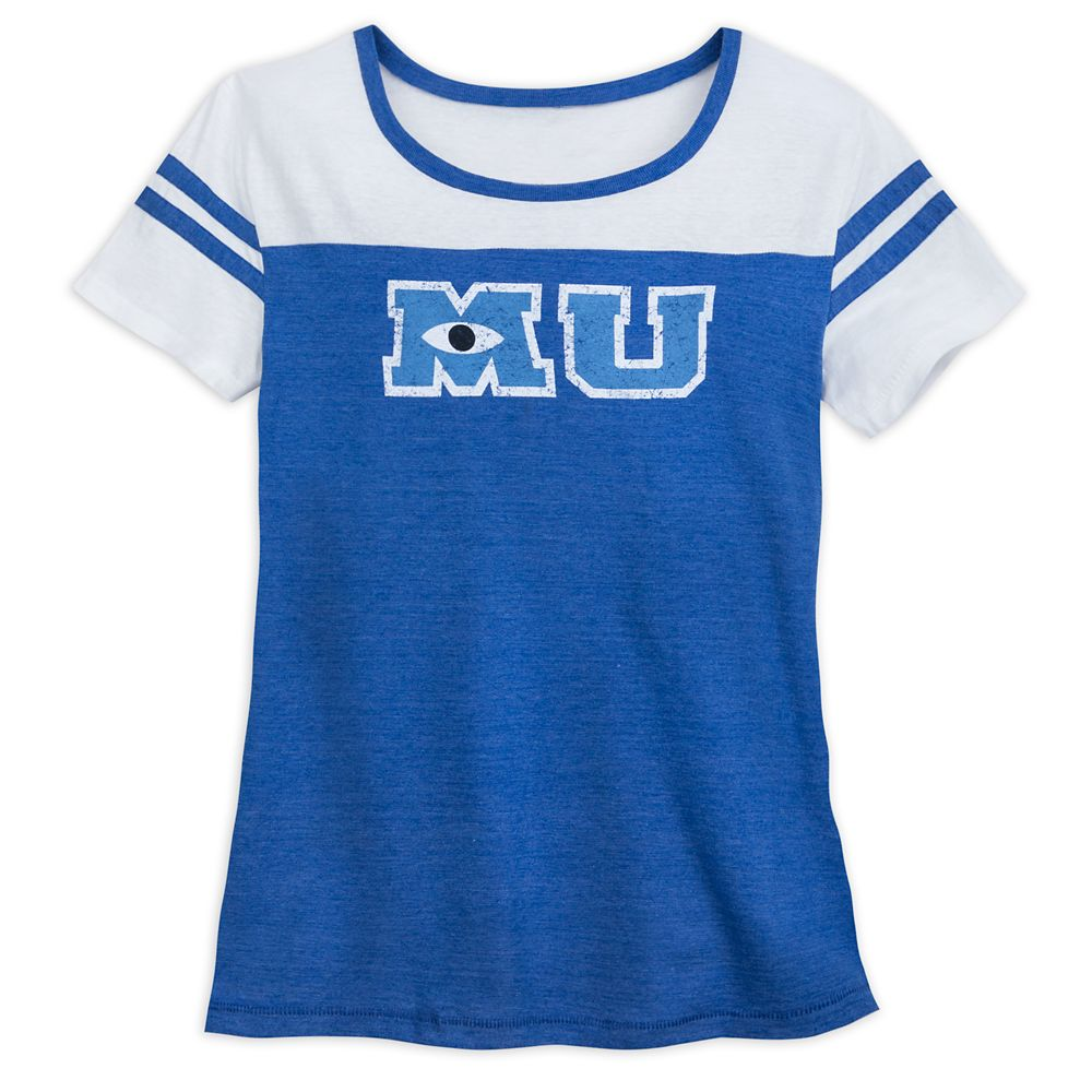 Monsters University T-Shirt for Women