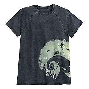 Tim Burton's The Nightmare Before Christmas T-Shirt for Men 7505057371313M