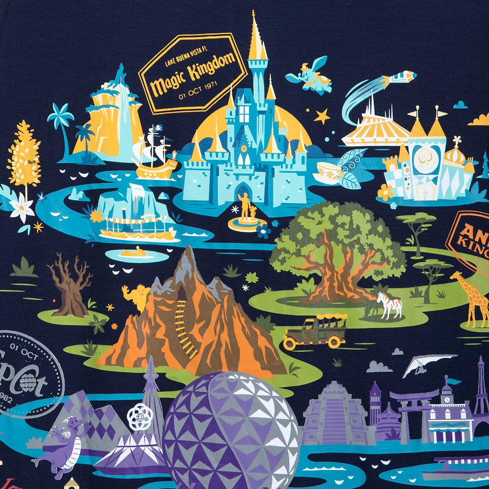 Walt Disney World Zip Tank for Women