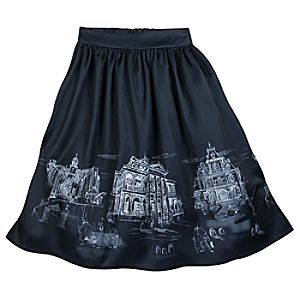 The Haunted Mansion Skirt for Women by Her Universe