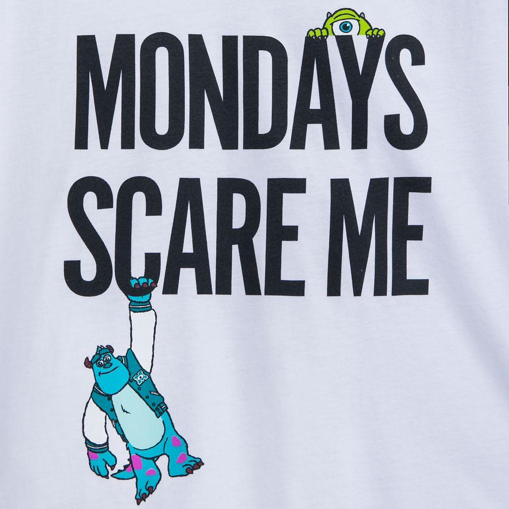 Monsters University Raglan T-Shirt for Women