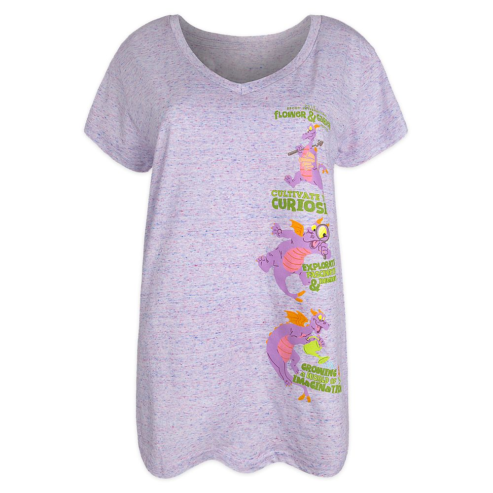 Figment T-Shirt for Women – Epcot International Flower & Garden Festival 2018