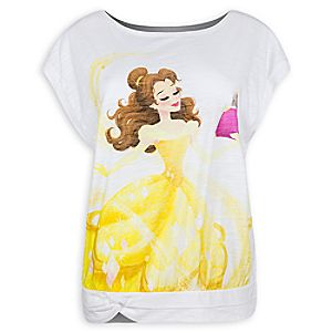 dc014f74 Belle Fashion T-Shirt for Women – Disney Princess Mystique Price: $32.99