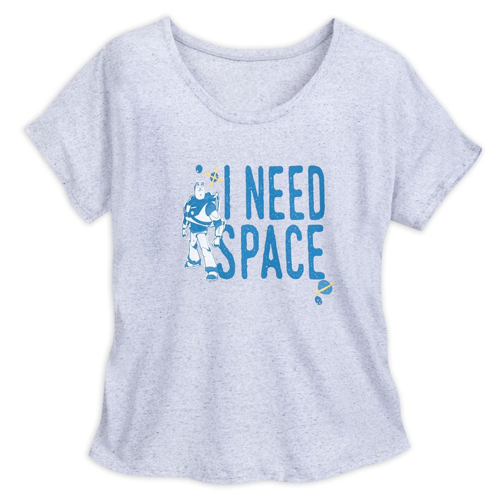 Buzz Lightyear ''I Need Space'' Top for Women Official shopDisney