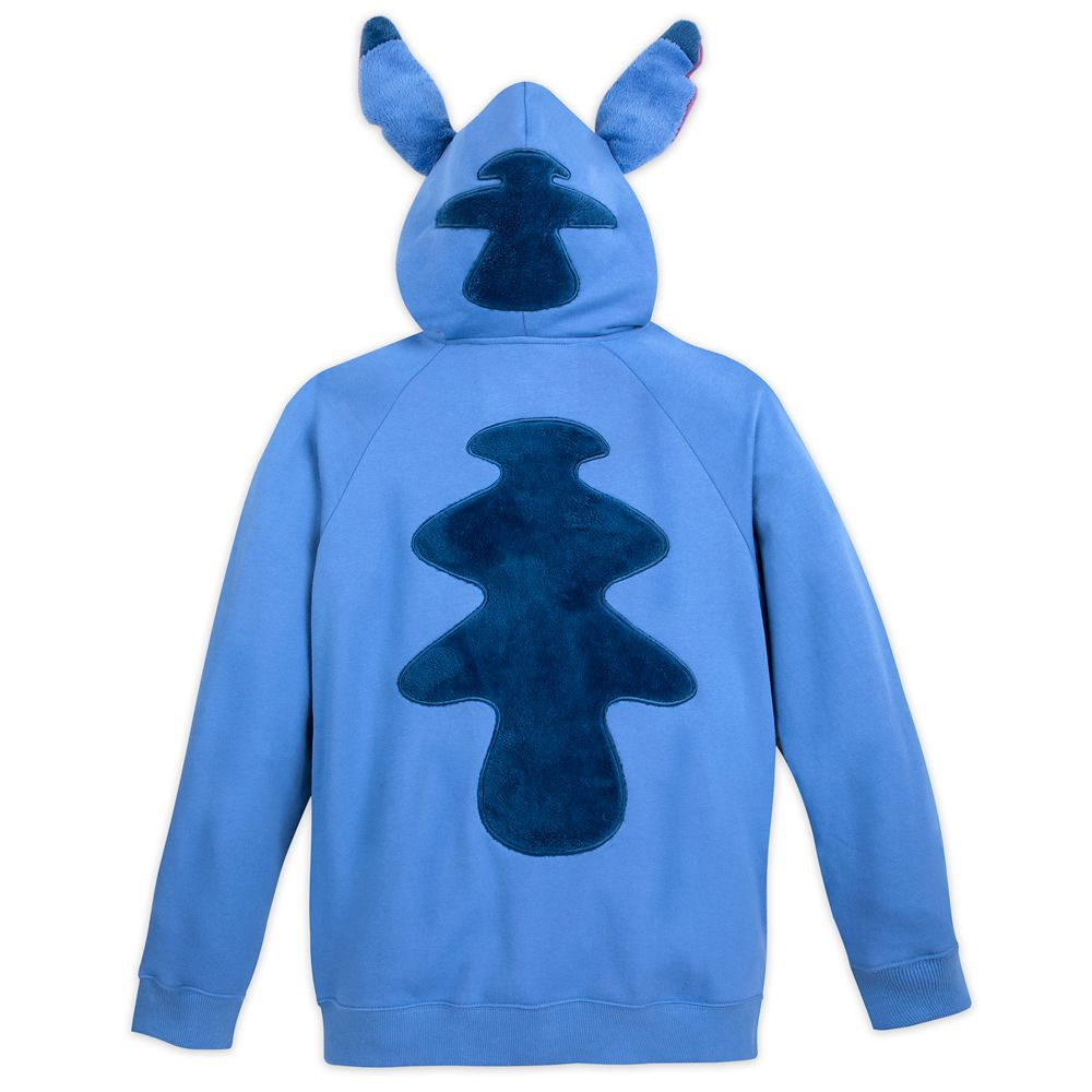 Stitch Costume Hoodie for Adults