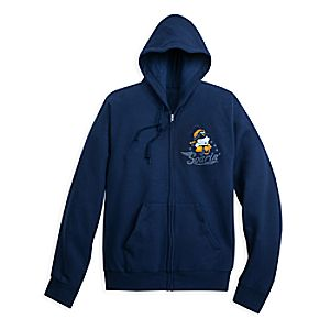 Mickey Mouse Soarin' Around the World Hoodie for Adults