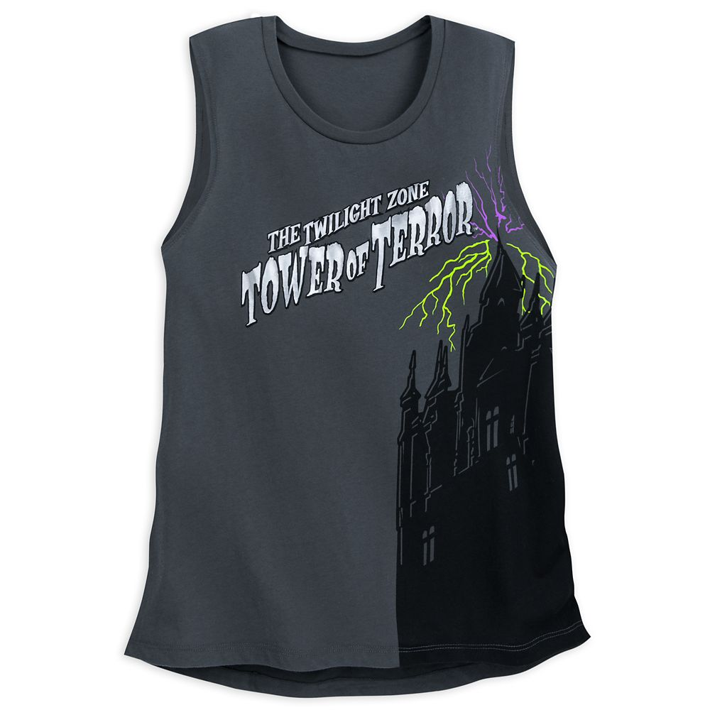 Tower of Terror Tank Top for Women Official shopDisney