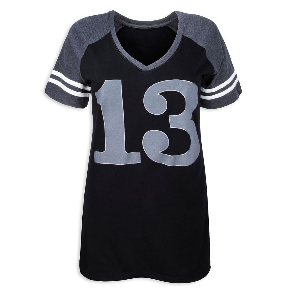 Hollywood Tower Hotel Football Jersey for Women Official shopDisney