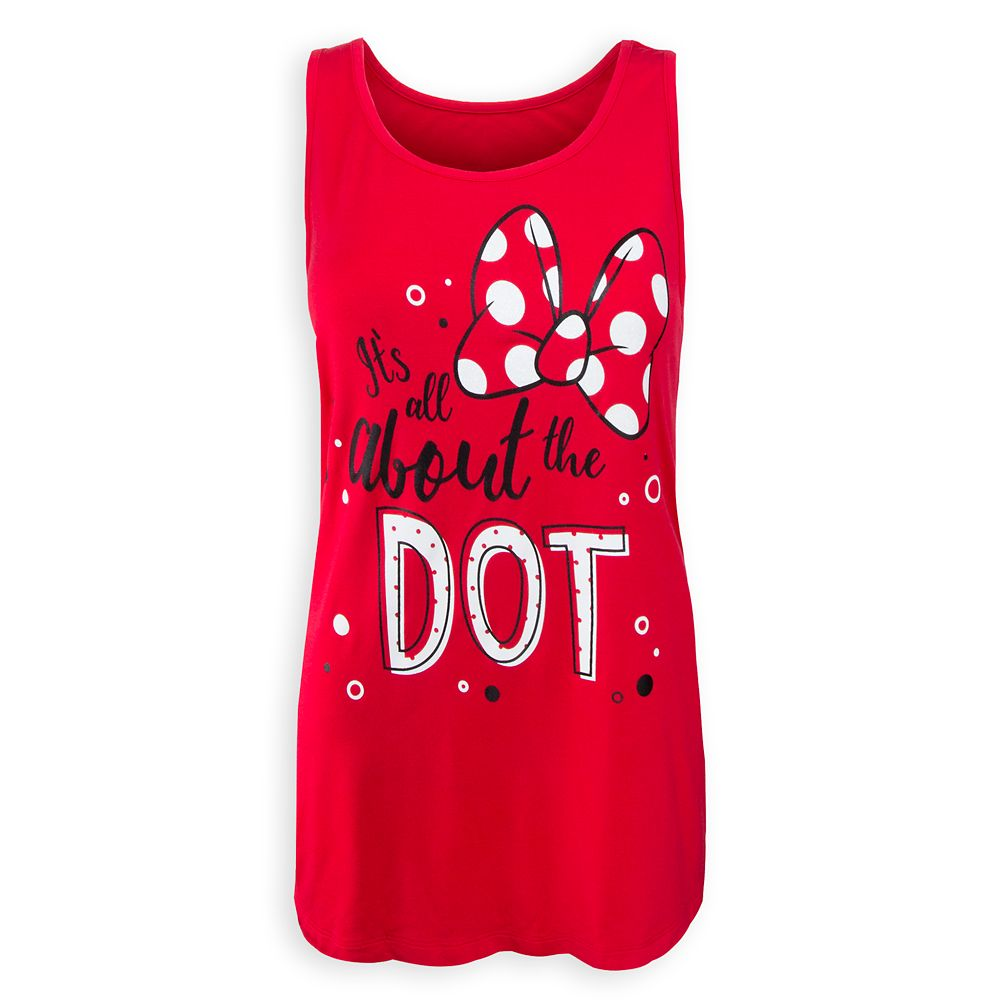 Minnie Mouse Tank Top for Women Official shopDisney