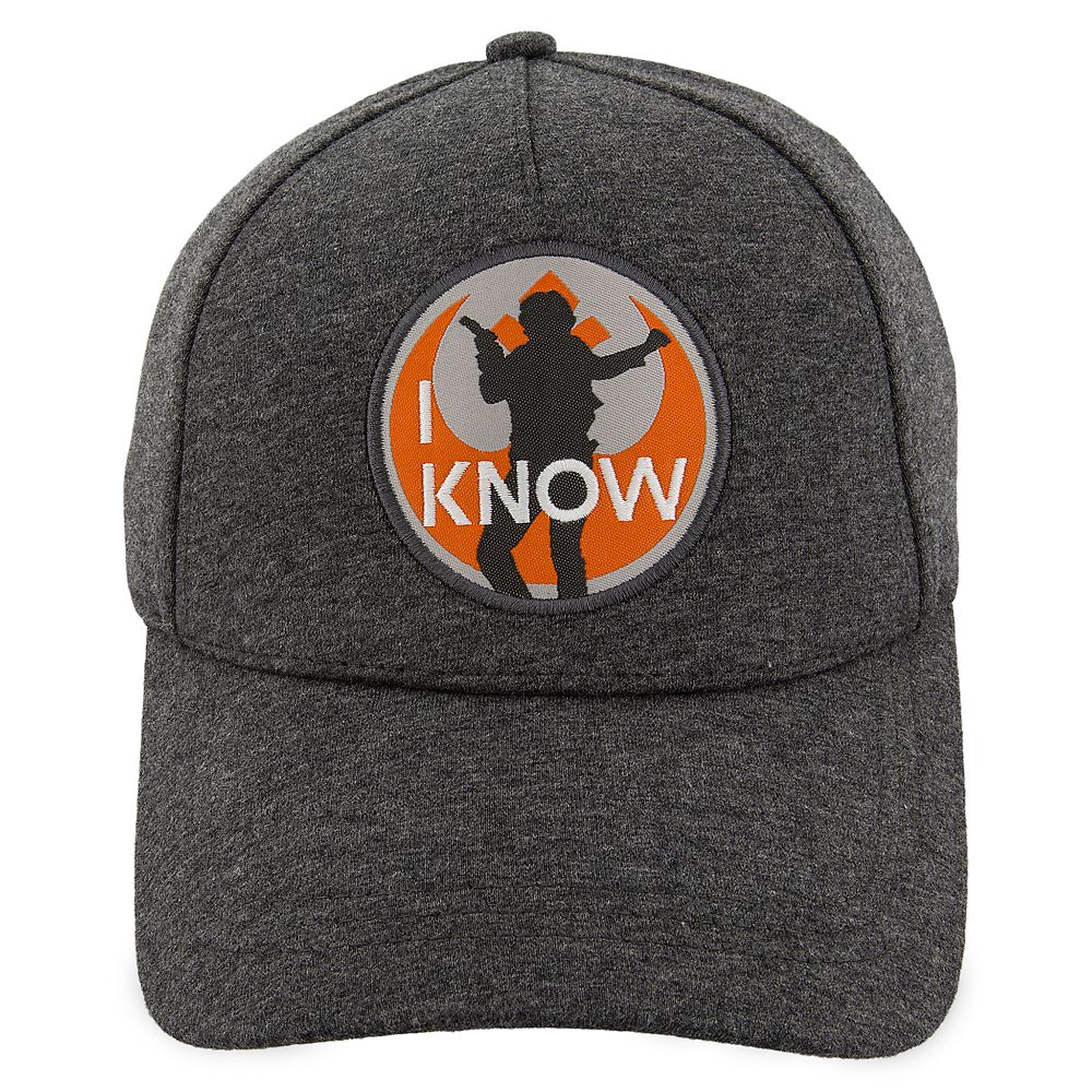 Han Solo Baseball Cap for Adults  Star Wars Official shopDisney