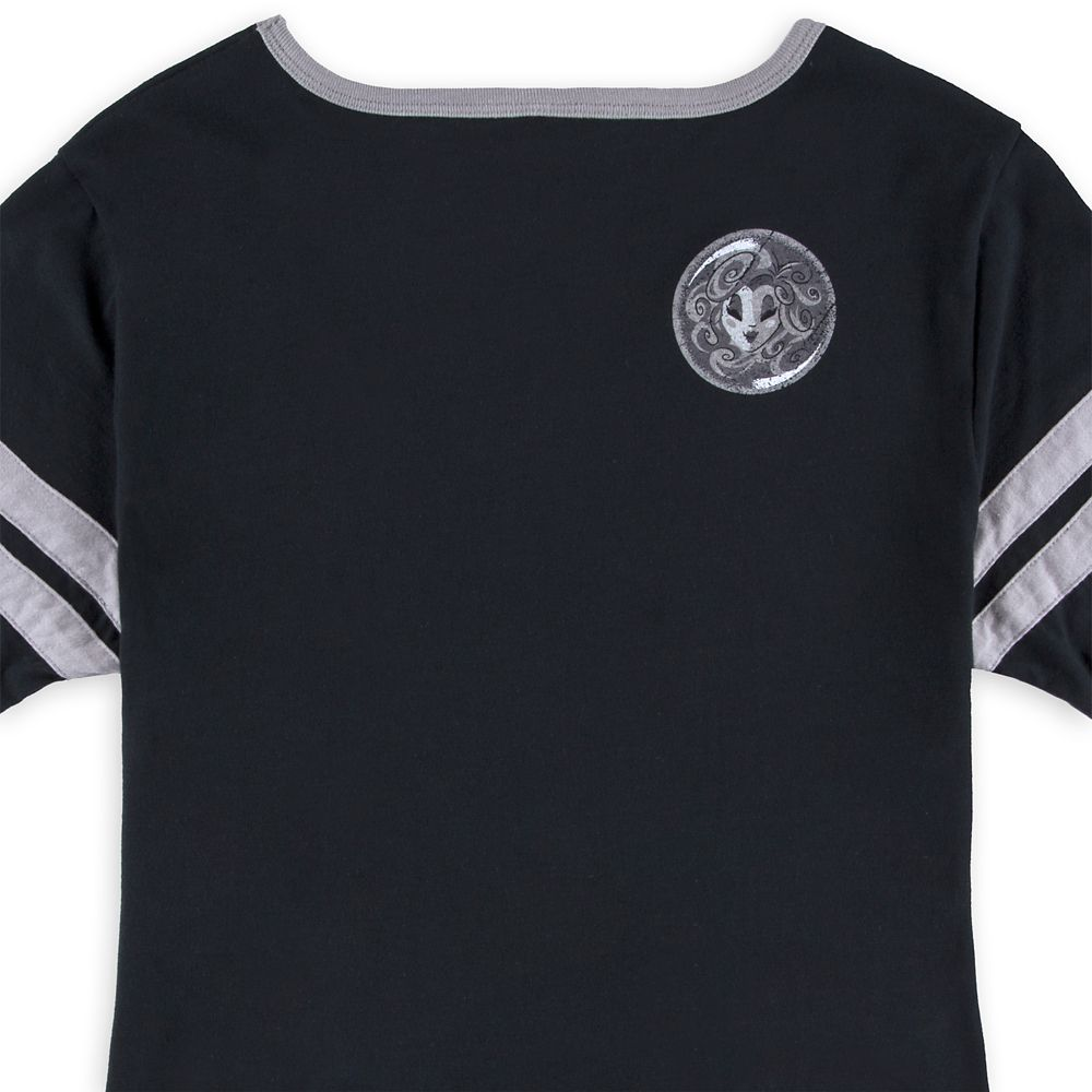 The Haunted Mansion Football Shirt for Women