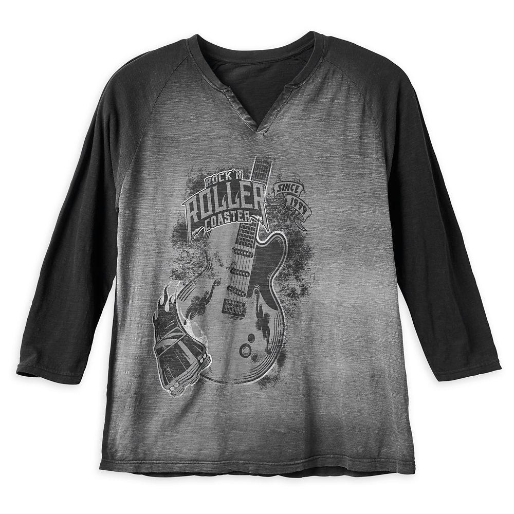 Rock N' Roller Coaster T-Shirt for Men  Disney's Hollywood Studios