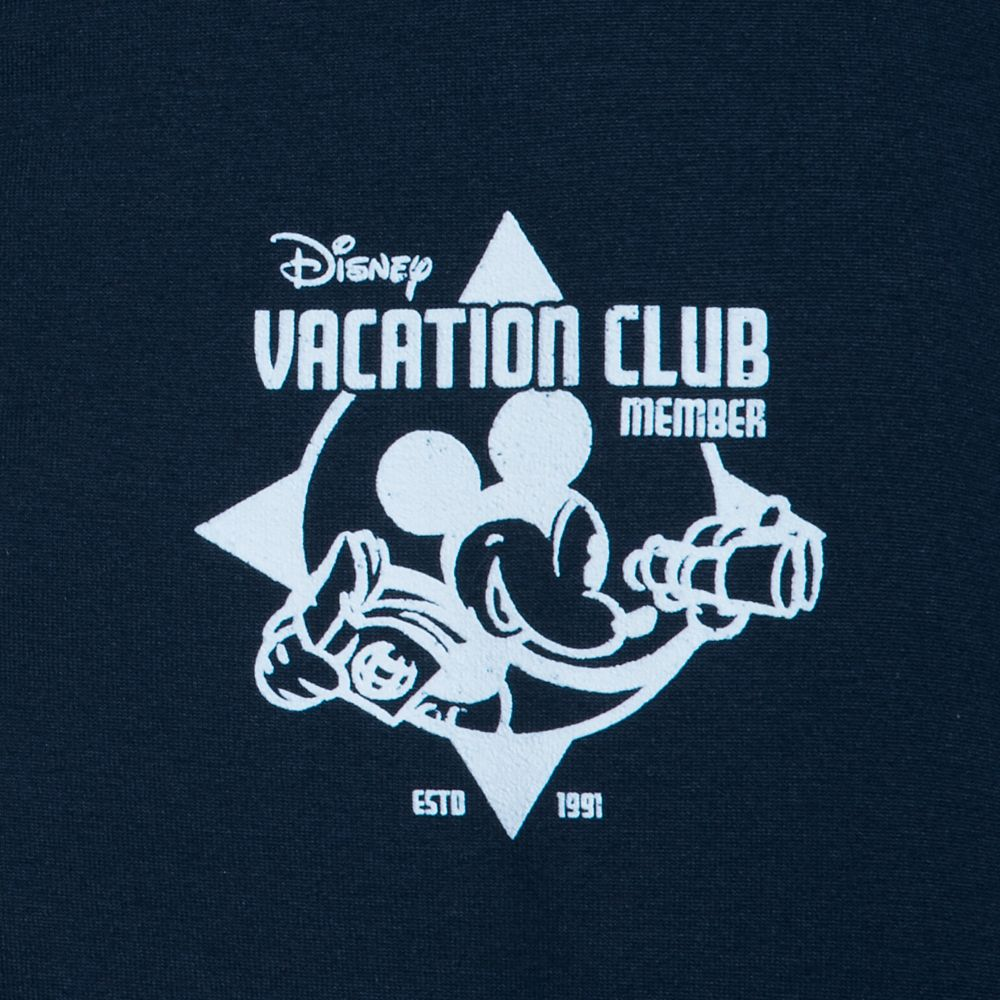 Mickey Mouse Track Jacket for Adults – Disney Vacation Club