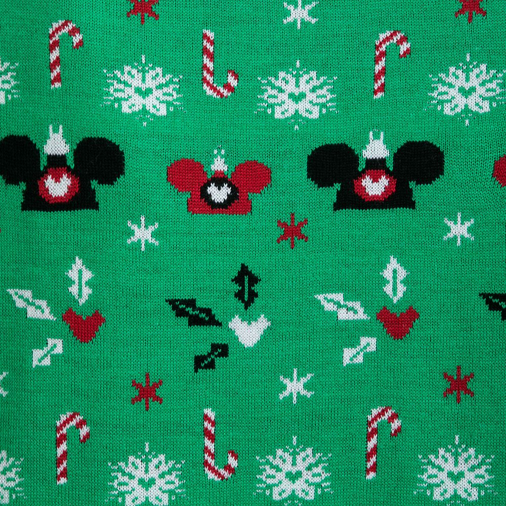 Mickey Mouse ''Ugly'' Sweater for Adults