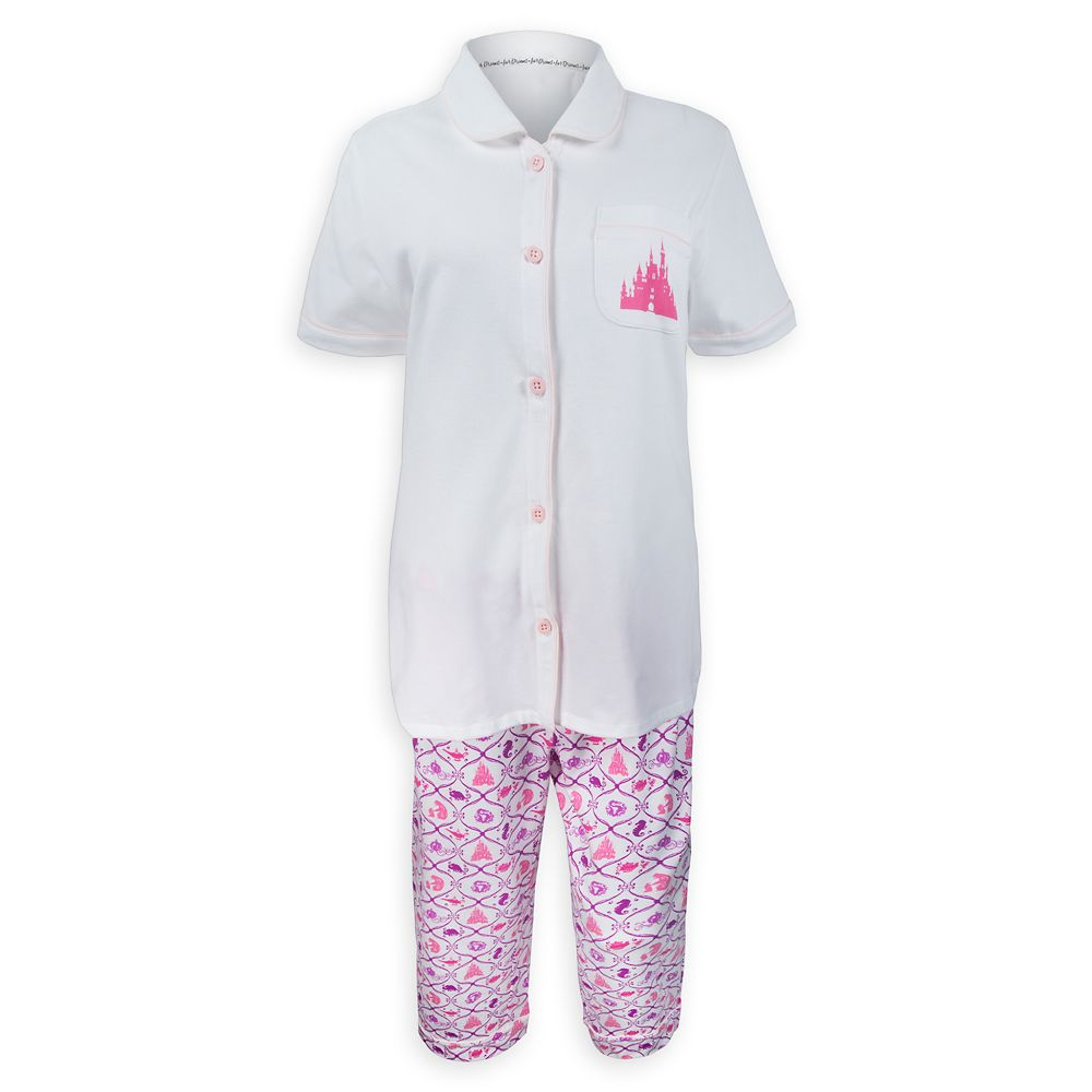 Disney Princess Pajama Set for Women