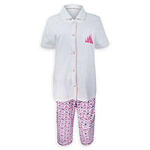 Image of Disney Princess Pajama Set for Women