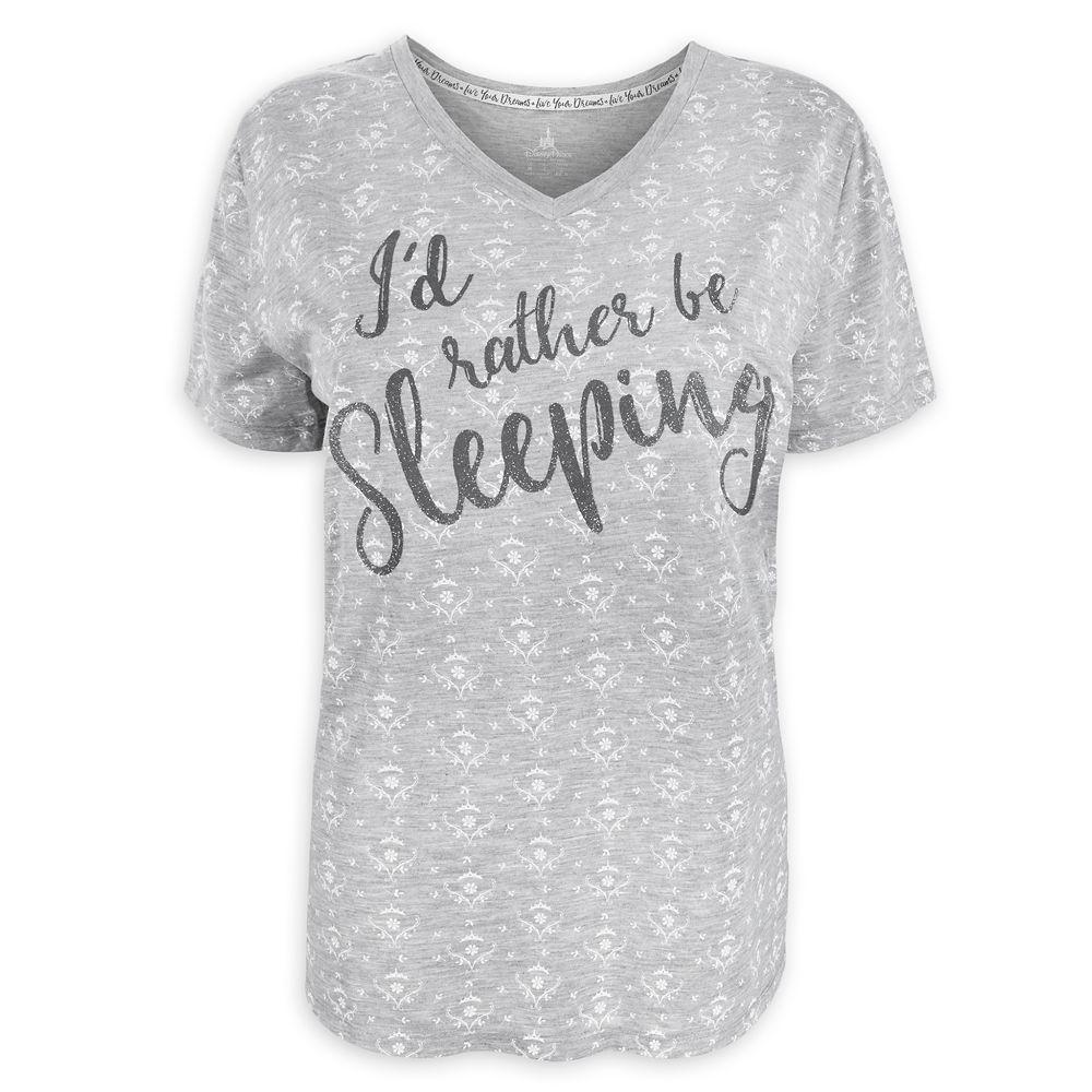 Aurora Text T-Shirt for Women – Sleeping Beauty
