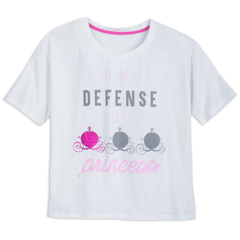 Disney Princess Lounge T-Shirt for Women