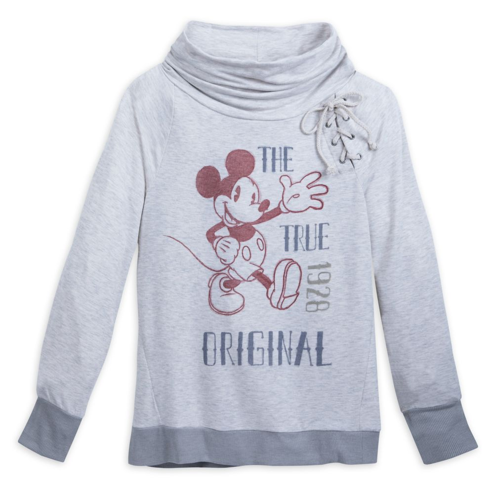 Mickey Mouse ''The True Original'' Pullover for Women Official shopDisney