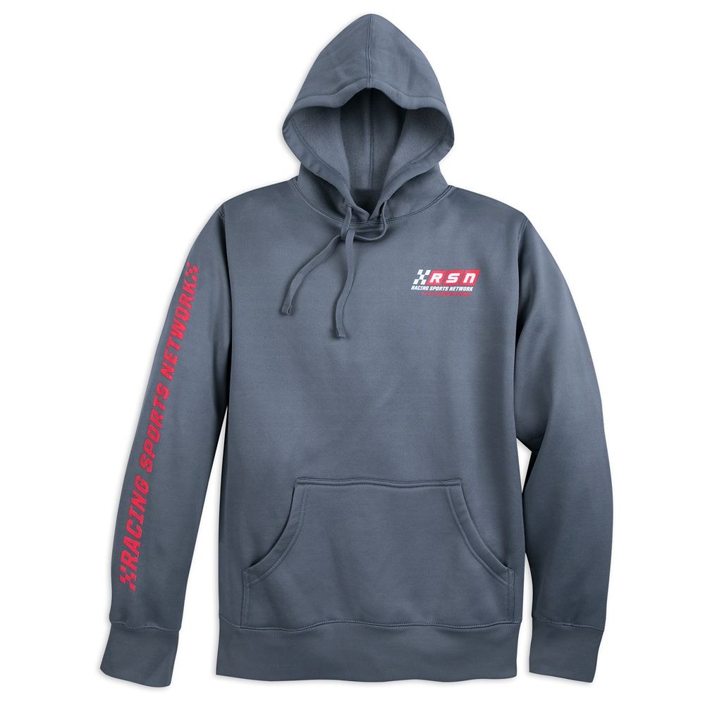 Cars Pullover Hoodie for Adults