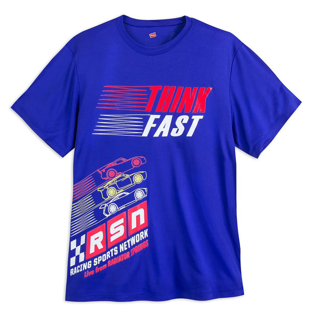 Cars Performance T-Shirt for Adults