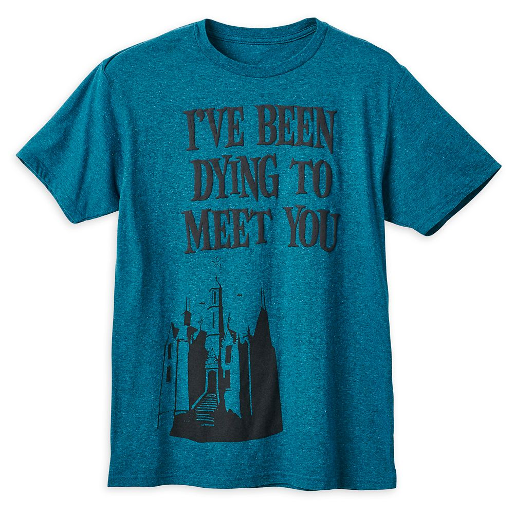 The Haunted Mansion T-Shirt for Adults