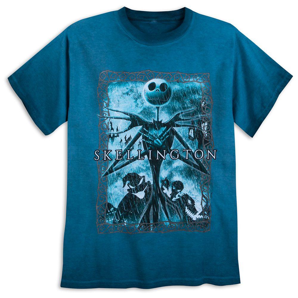 Jack Skellington T-Shirt for Adults
