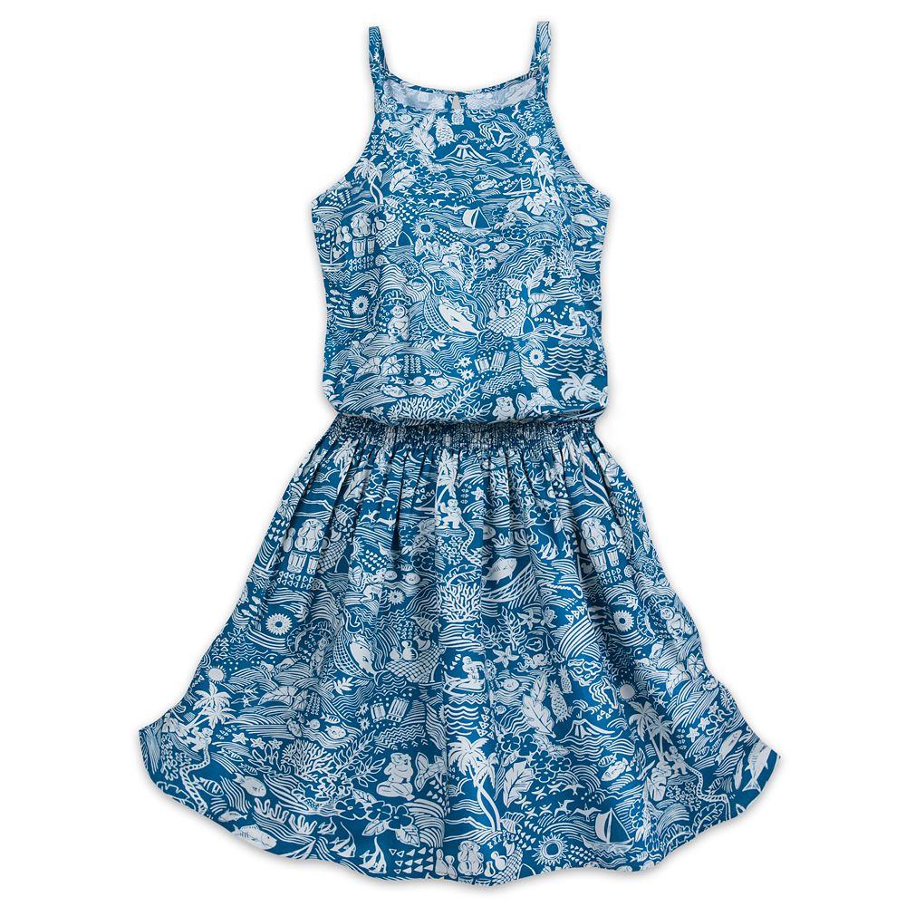 Aulani, A Disney Resort & Spa Aloha Dress for Women by Tori Richard