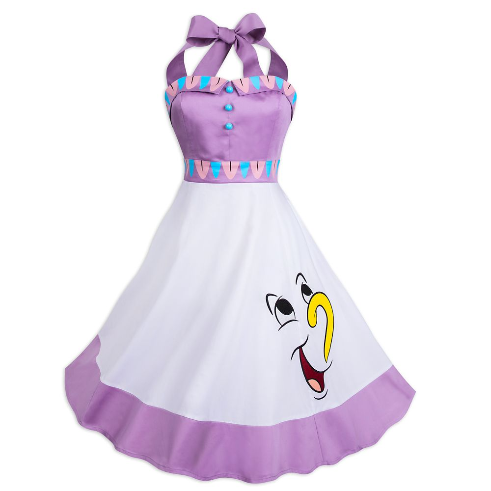 Mrs. Potts and Chip Dress for Women – Beauty and the Beast