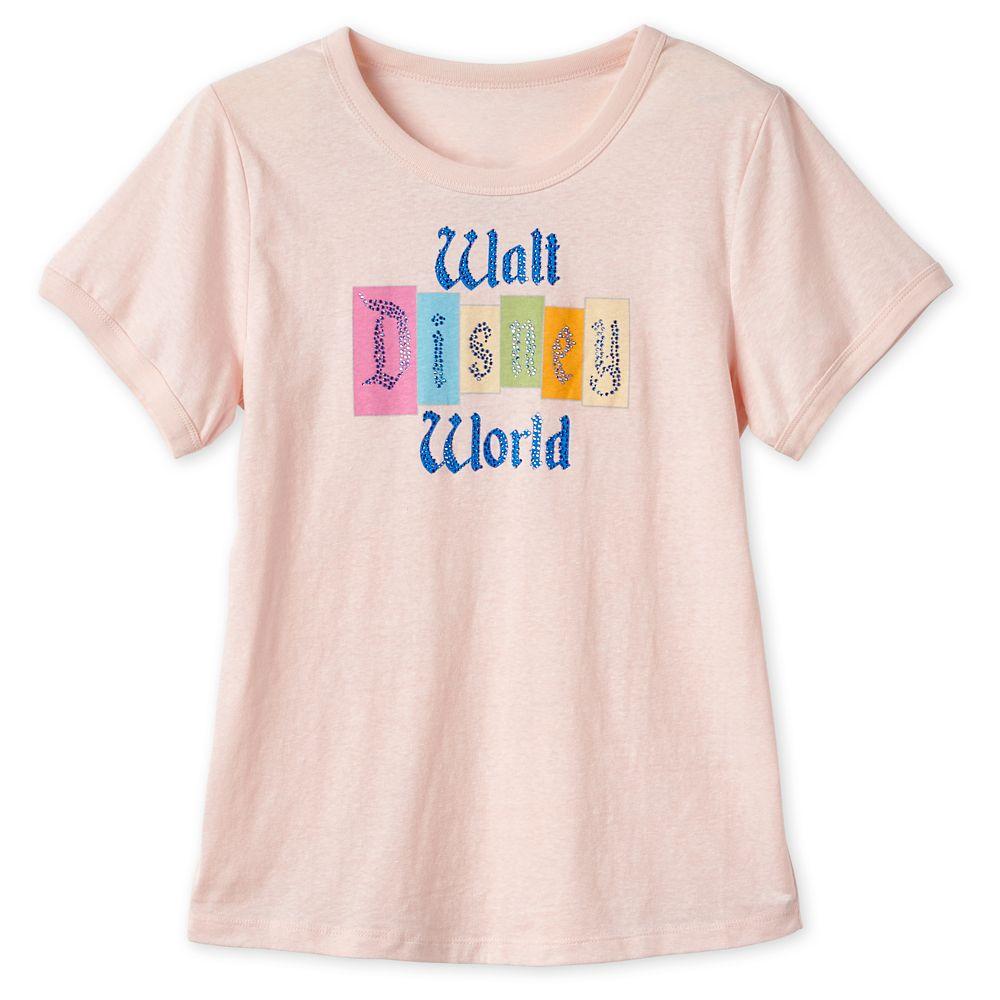 Walt Disney World Marquee T-shirt for Women