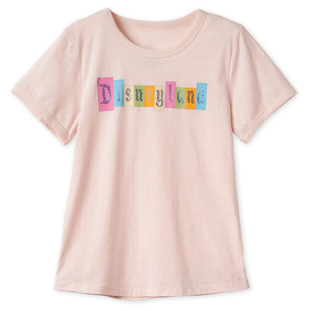 Disneyland Marquee T-shirt for Women