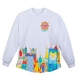 Disney it's a small world Spirit Jersey for Adults - Disneyland