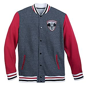 Mickey Mouse Club Varsity Jacket for Men