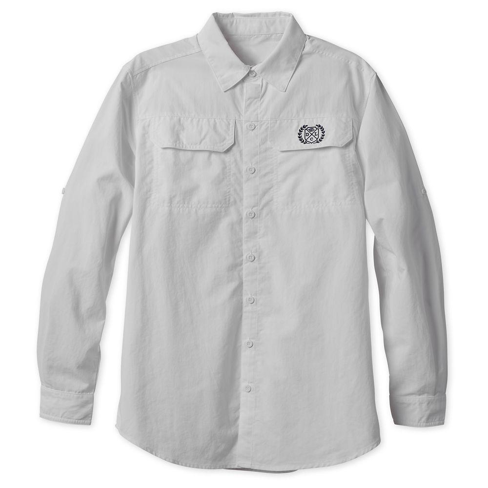 Disney Cruise Line Woven Shirt for Men