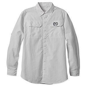 Disney Cruise Line Woven Shirt for Men