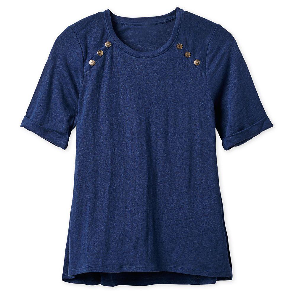 Disney Cruise Line Nautical Fashion T-Shirt for Women
